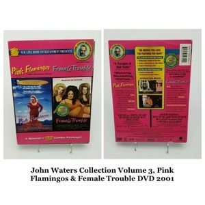 DVD John Waters Collection LOT